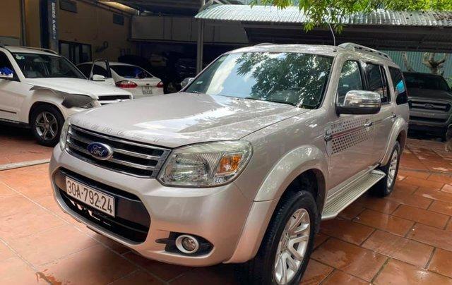 Ford Everest màu phấn hồng, SX 2015. Giá 535tr8