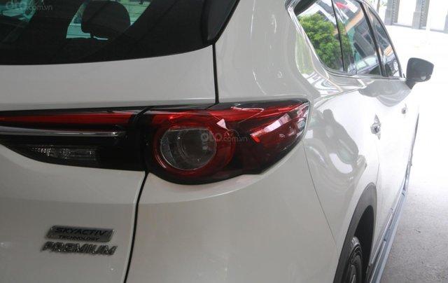 Bán Mazda CX-8 màu trắng bản 2.5, giá cả hợp lý4