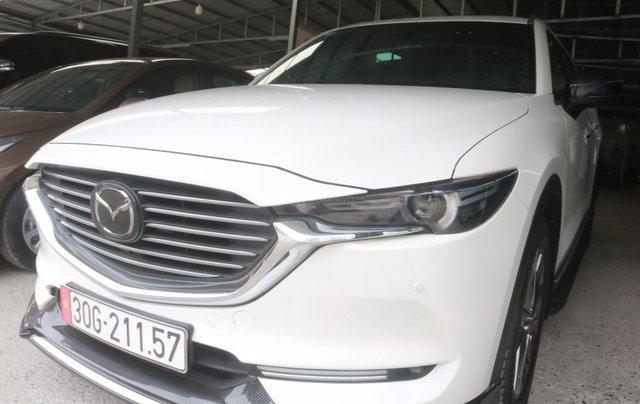 Bán Mazda CX-8 màu trắng bản 2.5, giá cả hợp lý1