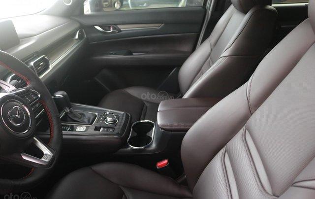 Bán Mazda CX-8 màu trắng bản 2.5, giá cả hợp lý9