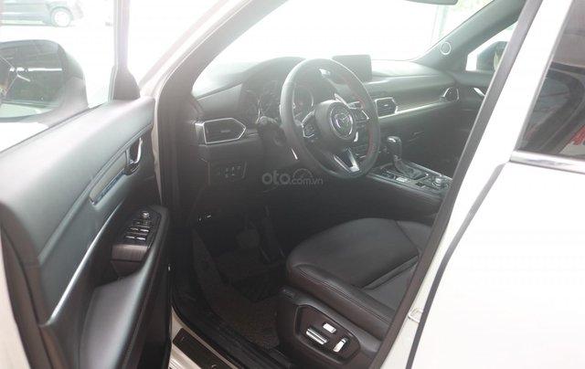 Bán Mazda CX-8 màu trắng bản 2.5, giá cả hợp lý6