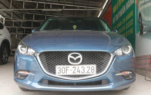 Cần bán Mazda 3 màu xanh lam, giá bán 595 triệu0