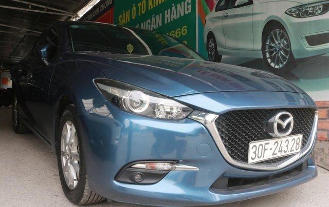 Cần bán Mazda 3 màu xanh lam, giá bán 595 triệu1