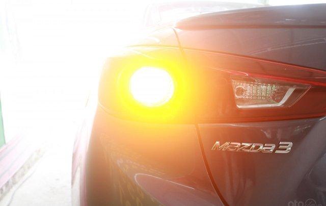 Cần bán Mazda 3 màu xanh lam, giá bán 595 triệu4