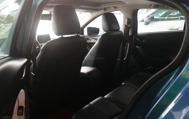 Cần bán Mazda 3 màu xanh lam, giá bán 595 triệu9