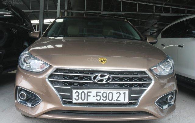 Bán Hyundai Accent năm 2020, giá 498 tr, giá cả hợp lý0