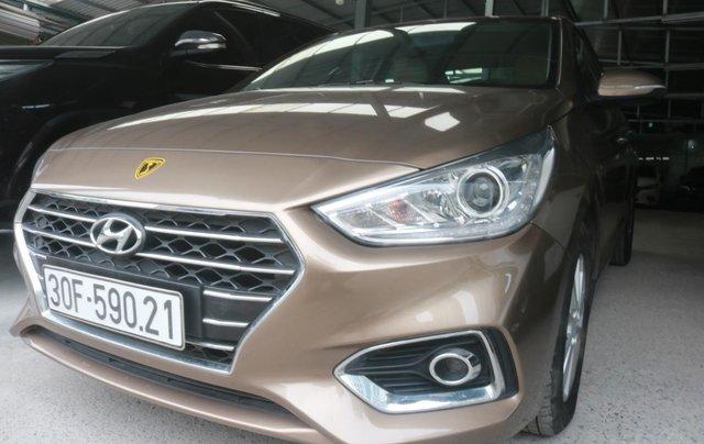 Bán Hyundai Accent năm 2020, giá 498 tr, giá cả hợp lý1