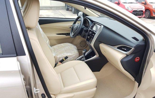 Toyota Vios 2020 - đủ màu giao ngay, giảm giá tiền mặt, giảm ngay 50% thuế trước bạ, mua xe giá tốt tại đây7