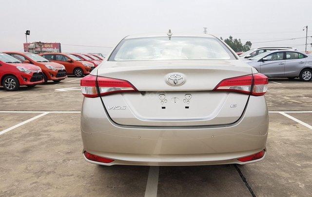 Toyota Vios 2020 - đủ màu giao ngay, giảm giá tiền mặt, giảm ngay 50% thuế trước bạ, mua xe giá tốt tại đây3