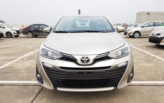 Toyota Vios 2020 - đủ màu giao ngay, giảm giá tiền mặt, giảm ngay 50% thuế trước bạ, mua xe giá tốt tại đây0