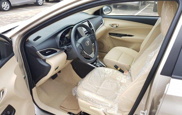 Toyota Vios 2020 - đủ màu giao ngay, giảm giá tiền mặt, giảm ngay 50% thuế trước bạ, mua xe giá tốt tại đây6