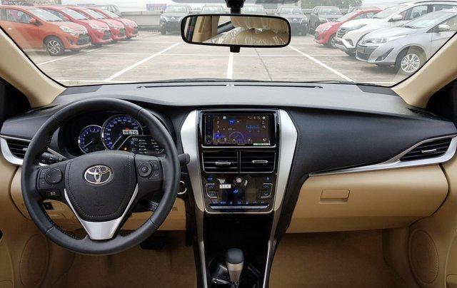 Toyota Vios 2020 - đủ màu giao ngay, giảm giá tiền mặt, giảm ngay 50% thuế trước bạ, mua xe giá tốt tại đây4