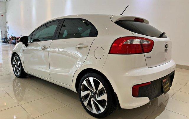 Cần bán xe Kia Rio 1.4AT đời 2015, màu trắng2
