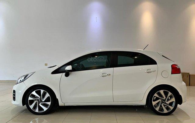 Cần bán xe Kia Rio 1.4AT đời 2015, màu trắng3