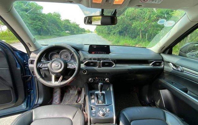 Bán xe Mazda CX 5 đời 2019, màu xanh lam3