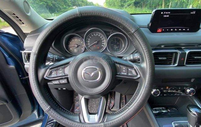 Bán xe Mazda CX 5 đời 2019, màu xanh lam1