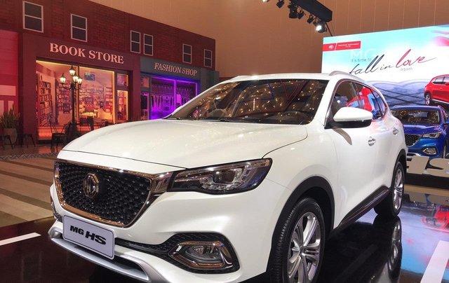 [MG Tây Sài Gòn] Bán MG HS giá tốt nhất, tinh thần thể thao, năng động trong một chiếc SUV tầm trung0