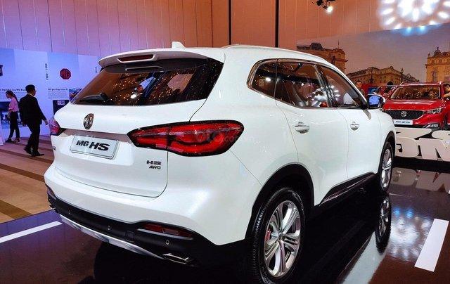 [MG Tây Sài Gòn] Bán MG HS giá tốt nhất, tinh thần thể thao, năng động trong một chiếc SUV tầm trung2