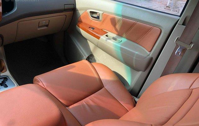 Cần bán xe Toyota Fortuner 2.7AT 2011, màu bạc8