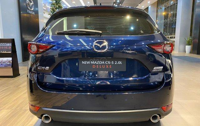 Mazda CX5 2020 mới giảm ngay 50% thuế trước bạ, trả góp đến 80% chỉ 230 triệu lấy xe, đủ màu giao ngay4