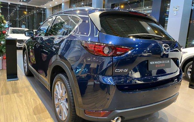 Mazda CX5 2020 mới giảm ngay 50% thuế trước bạ, trả góp đến 80% chỉ 230 triệu lấy xe, đủ màu giao ngay5