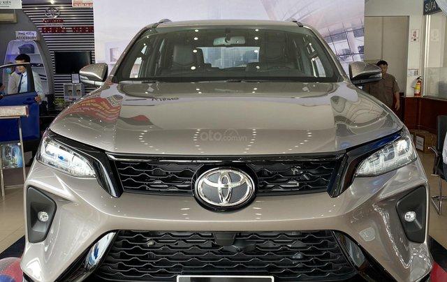 [Hot] Toyota Fortuner 2.4 AT Legender - KM hấp dẫn - đủ màu, giao ngay - hỗ trợ 85%/8 năm0