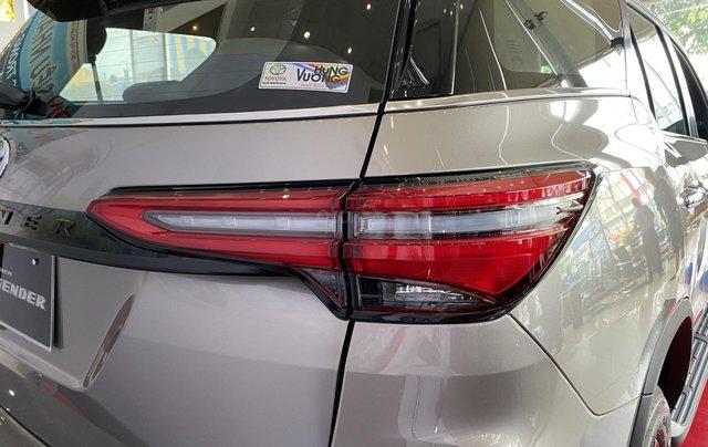 [Hot] Toyota Fortuner 2.4 AT Legender - KM hấp dẫn - đủ màu, giao ngay - hỗ trợ 85%/8 năm2