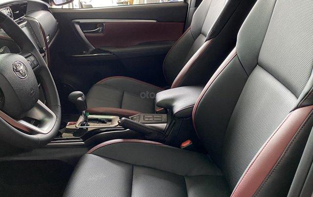 [Hot] Toyota Fortuner 2.4 AT Legender - KM hấp dẫn - đủ màu, giao ngay - hỗ trợ 85%/8 năm5