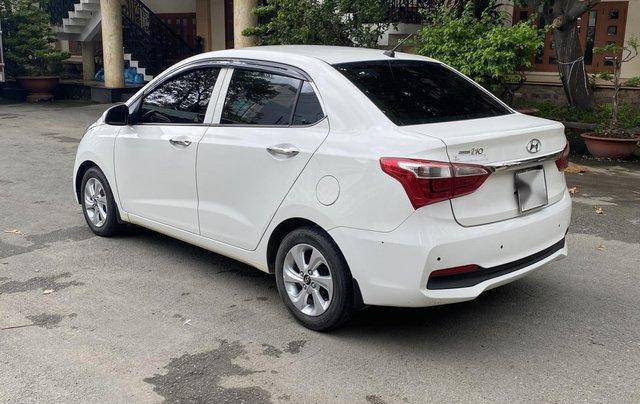 Chính chủ cần bán xe Hyundai Grand i10 sedan, số sàn, đời 2017, mới chạy 18000km6