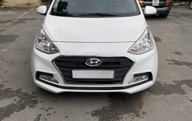 Chính chủ cần bán xe Hyundai Grand i10 sedan, số sàn, đời 2017, mới chạy 18000km7