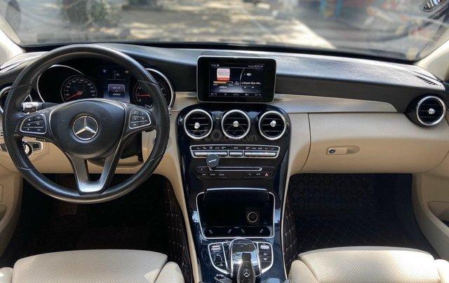 Mercedes Benz C200 class 2016, màu đen10