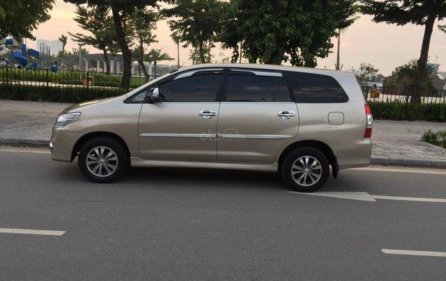 Chính chủ tôi cần bán Toyota Innova 2.0E số sàn4