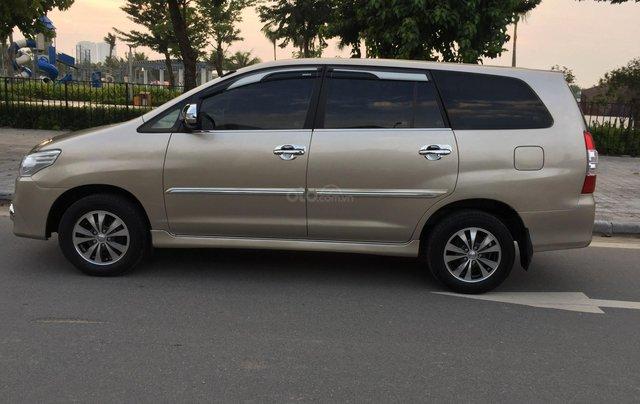 Chính chủ tôi cần bán Toyota Innova 2.0E số sàn5
