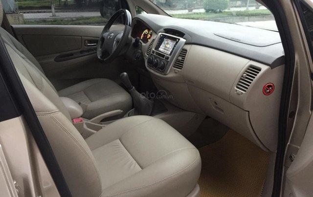 Chính chủ tôi cần bán Toyota Innova 2.0E số sàn7
