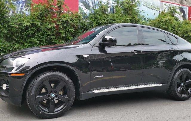 BMW X6 Xdrive 35i 2010, màu đen, nhập khẩu1