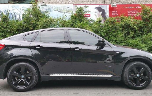 BMW X6 Xdrive 35i 2010, màu đen, nhập khẩu4