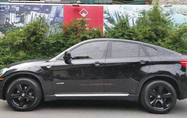 BMW X6 Xdrive 35i 2010, màu đen, nhập khẩu3