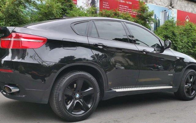 BMW X6 Xdrive 35i 2010, màu đen, nhập khẩu8