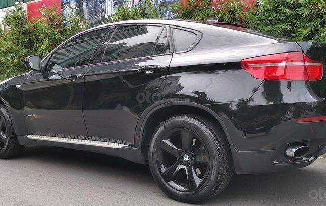 BMW X6 Xdrive 35i 2010, màu đen, nhập khẩu6