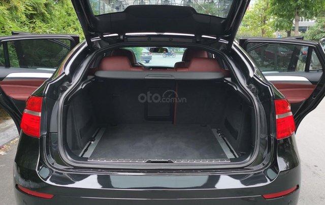 BMW X6 Xdrive 35i 2010, màu đen, nhập khẩu9