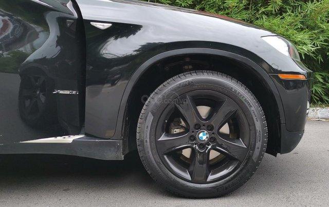 BMW X6 Xdrive 35i 2010, màu đen, nhập khẩu10