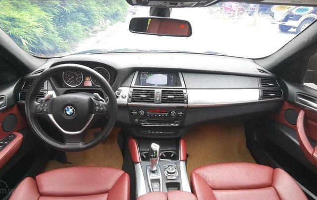 BMW X6 Xdrive 35i 2010, màu đen, nhập khẩu14