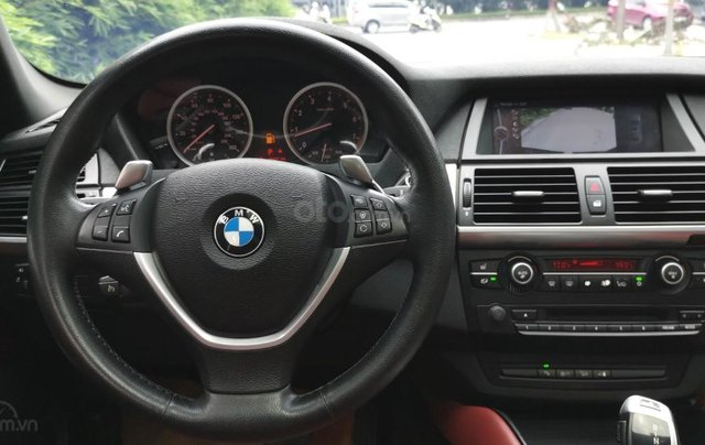 BMW X6 Xdrive 35i 2010, màu đen, nhập khẩu12
