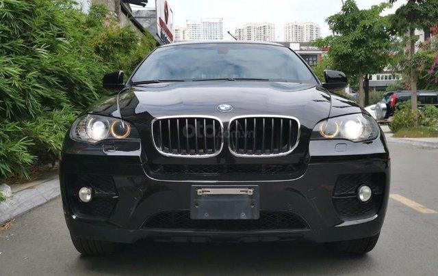 BMW X6 Xdrive 35i 2010, nhập khẩu 0