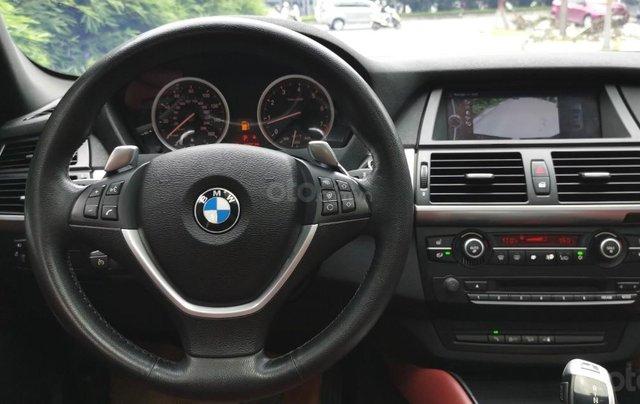 BMW X6 Xdrive 35i 2010, nhập khẩu 12