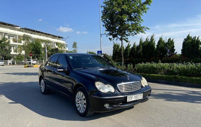 Mercedes C240 đời 2004 chính chủ Hà Nội1