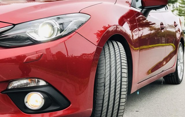 Bán Mazda 3 2.0 đời 2015, 1 chủ biển HN, màu đỏ xe đẹp xuất sắc7