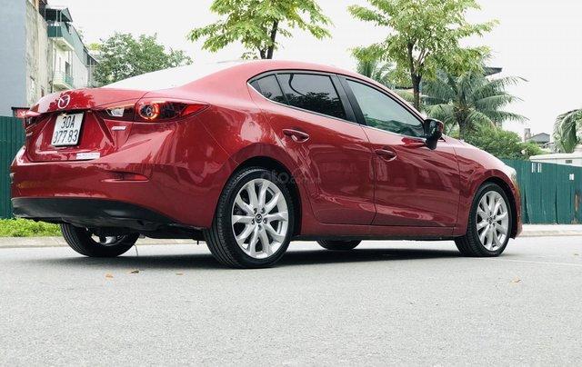 Bán Mazda 3 2.0 đời 2015, 1 chủ biển HN, màu đỏ xe đẹp xuất sắc6