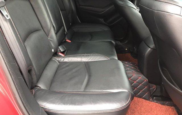 Bán Mazda 3 2.0 đời 2015, 1 chủ biển HN, màu đỏ xe đẹp xuất sắc11