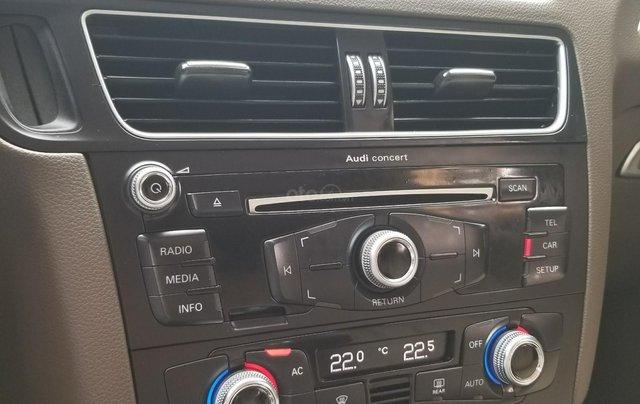 Bán Audi Q5 2.0 TFSI Quattro sản xuất 2013, đăng ký 2014, màu xanh4